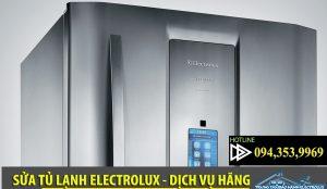 sửa tủ lạnh electrolux tại nhà